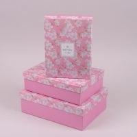 Комплект коробок для подарунків 3 шт. 41226