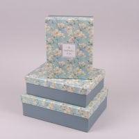 Комплект коробок для подарунків 3 шт. 41227
