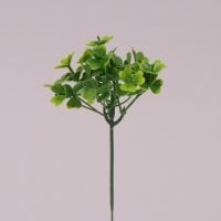 Гілочка декоративна зелена 71996