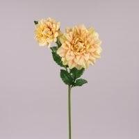 Квітка Жоржина жовта 71968