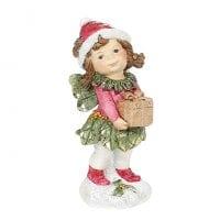 Фігурка новорічна Ельф 13 см. 11726