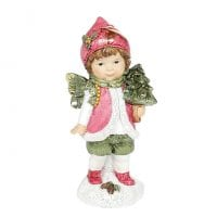 Фігурка новорічна Ельф 13 см. 11727