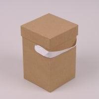 Коробка для квітів крафт 41295