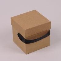 Коробка для квітів крафт 5 шт. (ціна за 1 шт.) 41320