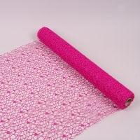 Сітка флористична рожева 50 см. х 4,5 м. 41253