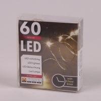 Підсвітка LED тепле світло 60 світлодіодів 6 м. 45027