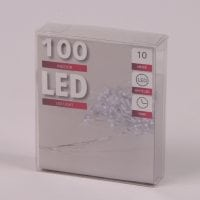Підсвітка LED холодне світло 100 світлодіодів 10 м. 45029