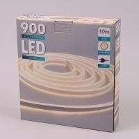 Шнур неоновий тепле світло 900 діодів 10 м. 45067