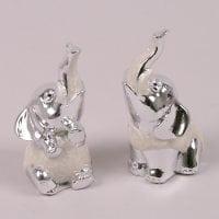 Фигурка Слон серебряный (цена за 1 шт.) 26880