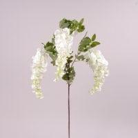 Гілка квітуча звисаюча біла 72202