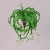 Суккулент искусственный зеленый 28 см. 72226