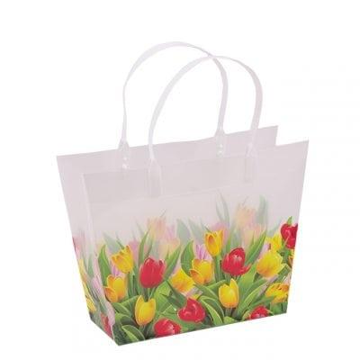 Фото Сумочка силіконова для квітів 41411