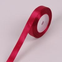 Стрічка бордова 1,5 см (25 м.) 44235