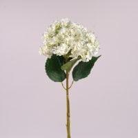 Цветок Гортензия кремово-голубой 75 см. 72291