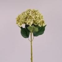 Цветок Гортензия оливковый 75 см. 72293
