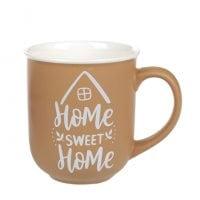 Чашка фарфоровая Sweet home 0,35 л. 31962
