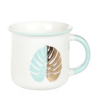 Чашка фарфоровая Амазонка 0,375 л. 31966