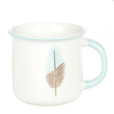 Чашка фарфоровая Амазонка 0,375 л. 31967
