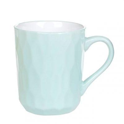 Чашка керамическая Пастораль зеленая 0,35 л. 32005