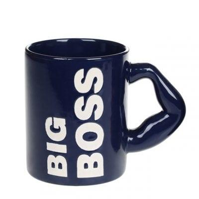 Чашка керамическая Big Boss 0,5 л. 32012