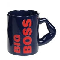 Чашка керамическая Big Boss 0,5 л. 32013