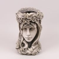 Кашпо декоративное керамическое 26904