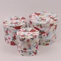 Комплект коробок для квітів 3 шт. 41545