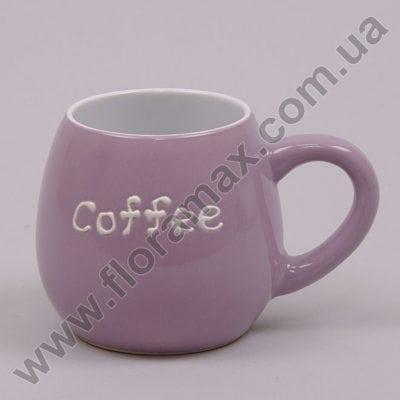 Фото Чашка керамическая Coffee 0,4 л. 28137
