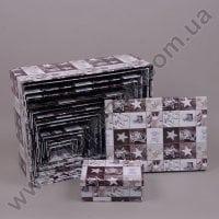 Комплект коробок для подарунків 18 шт 24177