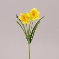Цветок Нарцисс темно-желтый 72426