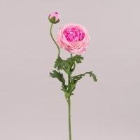 Квітка Камелія світло-рожева 72453