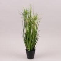 Штучна рослина в горщику 54 см. 72580
