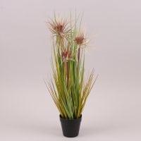 Штучна рослина в горщику 54 см. 72581