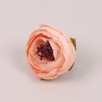 Головка Камелии мини персиковая 23848