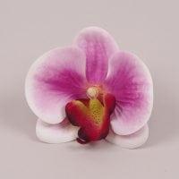 Головка Орхидеи Фаленопсис из латекса розовая 23852