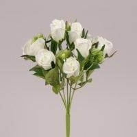 Букетик Роз белый 72475