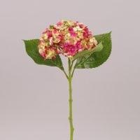 Цветок Гортензия темно-розовый 48 см. 72498
