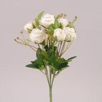 Букетик Троянд кремовий 72551