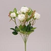 Букетик Роз белый 72554
