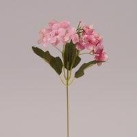 Веточка Гортензии розовая 72562