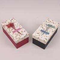 Коробка для подарунків мікс 4 шт. (ціна за 1 шт.) 41699