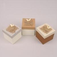 Коробка для подарунків мікс 6 шт. (ціна за 1 шт.) 41700