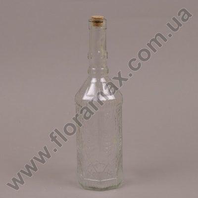 Фото Пляшка з корком 0,7 л. 35043