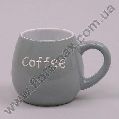 Фото Чашка керамическая Coffee 0,4 л. 28138