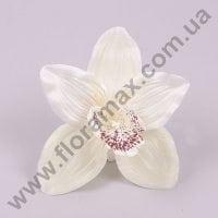 Головка Орхидеи желто-кремовая 23529