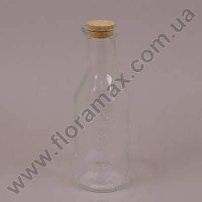 Фото Пляшка з корком 1,1 л. 35044