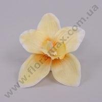 Головка Орхидеи желтая 23384