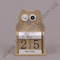 Календарь деревянный 22017