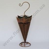 Подставка для зонта металлическая К22.031