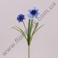 Цветок Василек светло-синий 70970